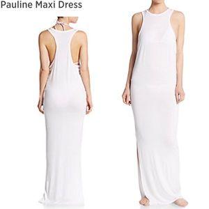 Onia White Pauline Dress or Swim Cover Up Sz S